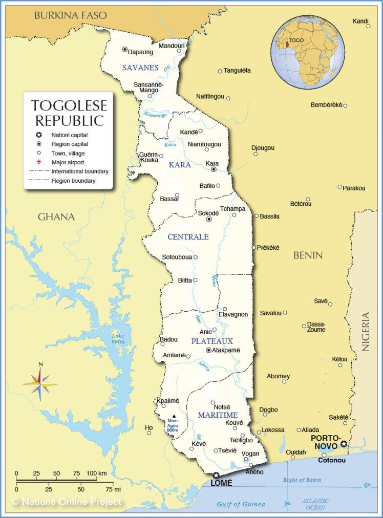 togo-administrative-map